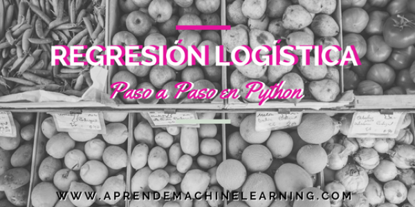 Regresión Logística con Python paso a paso