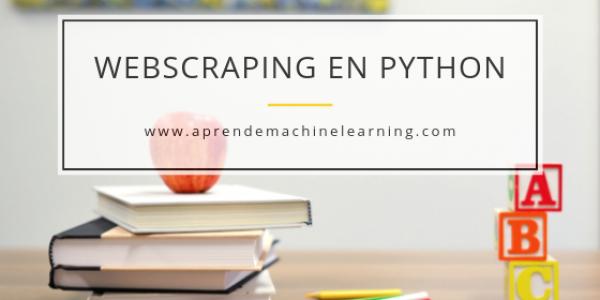 Ejemplo Web Scraping en Python: IBEX35® la Bolsa de Madrid